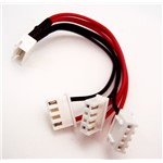 Common Sense RC LED Light Strip 3-Way Splitter - to use 3-cell lipos with (3) LE