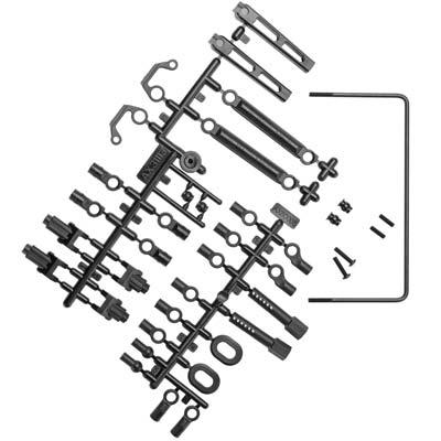Axial Rear Sway Bar Set Soft RR10