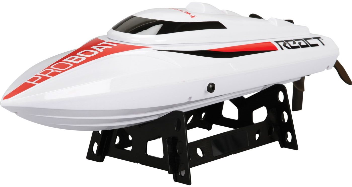 Pro Boat React 17-inch Self-Righting Deep-V Brushed:RTR