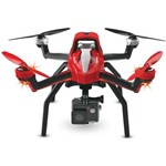Aton Plus Quad-Rotor Rtf W/2.4Ghz Radio, 2-D Gimbal, Power Cell