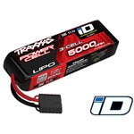 5000Mah 11.1V 3-Cell 20C Lipo Battery W/ Id Plug