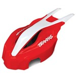 Canopy Front Red/White Aton