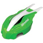 Canopy, Front, Green/White - Aton