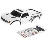 Traxxas Ford Raptor Pre-Painted Slash Body (White)