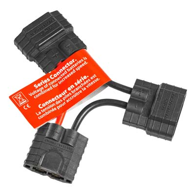 Traxxas Wire Harness, Series Battery Connection (Id Compatible)