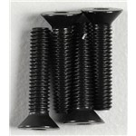 Dubro Flat Head Socket Screw 3.0mmx14 (4)