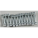 Dubro Socket Head Servo Mntng Screws (24)