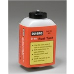 Dubro S2 Square Fuel Tank 2 oz