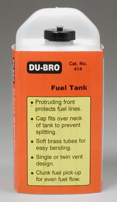 Dubro S14 Square Fuel Tank 14 oz