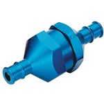 In-Line Fuel Filter Blue