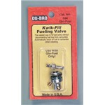 Kwik-Fill Fuel Valve