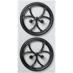 "Dubro Micro Lite Wheels 1-1/2"" (2)"
