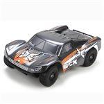 Torment1/18 4WD Short Course Truck:Gray/OrangeRTR