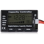 7S Digital Battery Capacity Checker