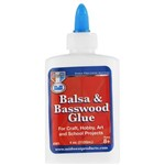 Balsa/Basswood Glue 4oz