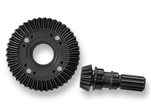 Traxxas X-Maxx Front Machined Diff Gear, Ring And Pinion Set