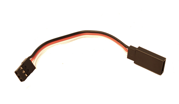 "Racers Edge 3"" (76Mm) Universal Servo Extension 22Awg"