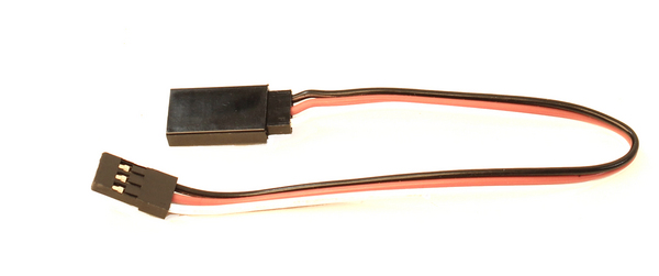 "Racers Edge 6"" (152Mm) Universal Servo Extension 22Awg"