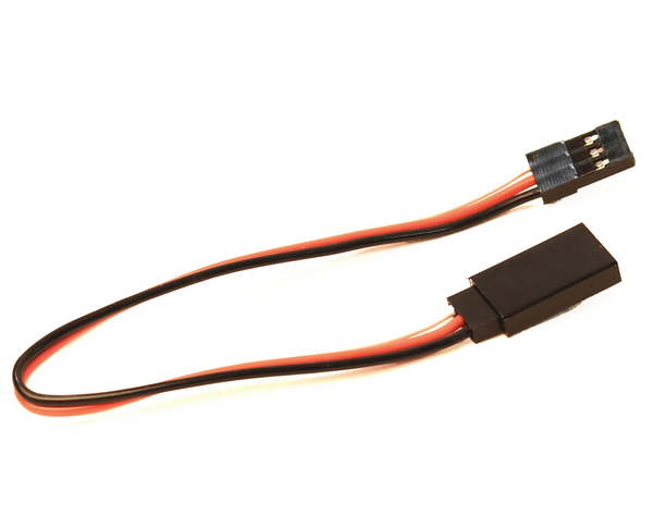 "Racers Edge 9"" (229Mm) Universal Servo Extension 22Awg"