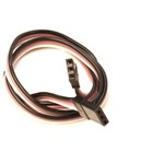 "12"" (305Mm) Universal Extension Lead With Male Connector 22Awg"