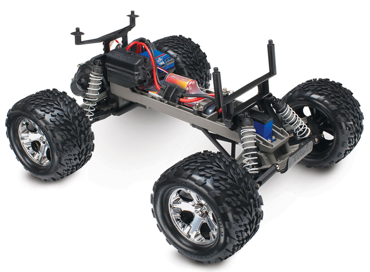 traxxas stampede 1 10 monster truck red rtr w id battery 4 amp rh vortexhobbies com Traxxas Stampede Bodies Traxxas Stampede Hop Up Parts