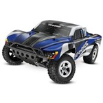 Slash 1/10 2Wd Blue, Xl-5 Rtr W/2.4Ghz Radio - No Battery Or Cha