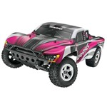 Traxxas 1/10 Slash 2WD SC Pink (No Battery or Charger)