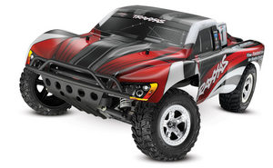 Traxxas 1/10 Slash 2WD Short Course 2.4GHZ Red/Black