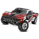 1/10 Slash 2WD Short Course 2.4GHZ Red/Black