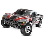1/10 Slash 2WD Short Course 2.4GHZ Gray/Red