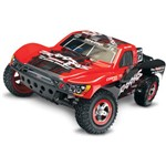 Slash RTR w/TQ Radio Red/Black #25 Mark Jenkins