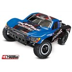 1/10 Slash 2WD SC RTR w/On-Board Blue