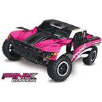 1/10 Slash 2WD w/Audio Pink
