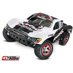1/10 Slash 2WD SC RTR w/On-Board White