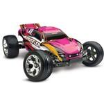 Rustler RTR w/XL-5 ESC Pink