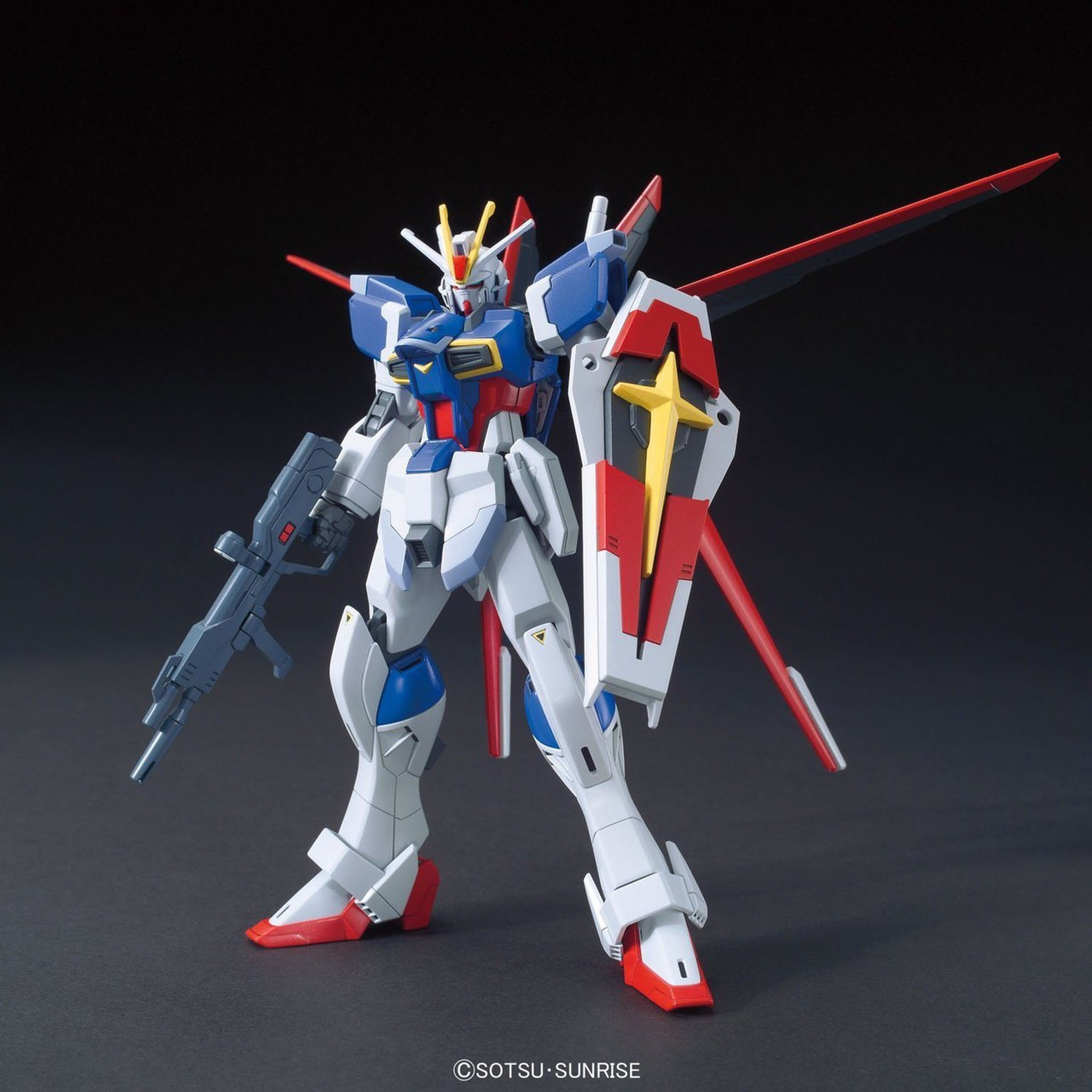 "Bandai/Gundam Wing #198 Zgmf-X56s/A Force Impulse Gundam Hgce Model Kit, From \""Gund"