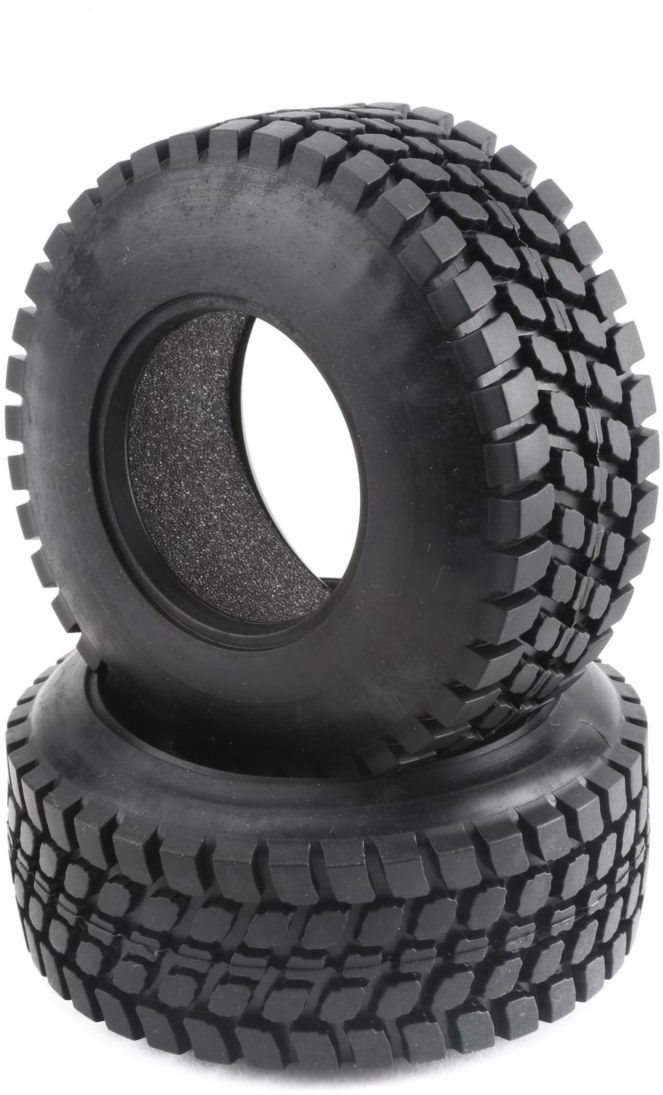 Losi Desert Claws Tires with Foam, Soft (2) BAJA REY