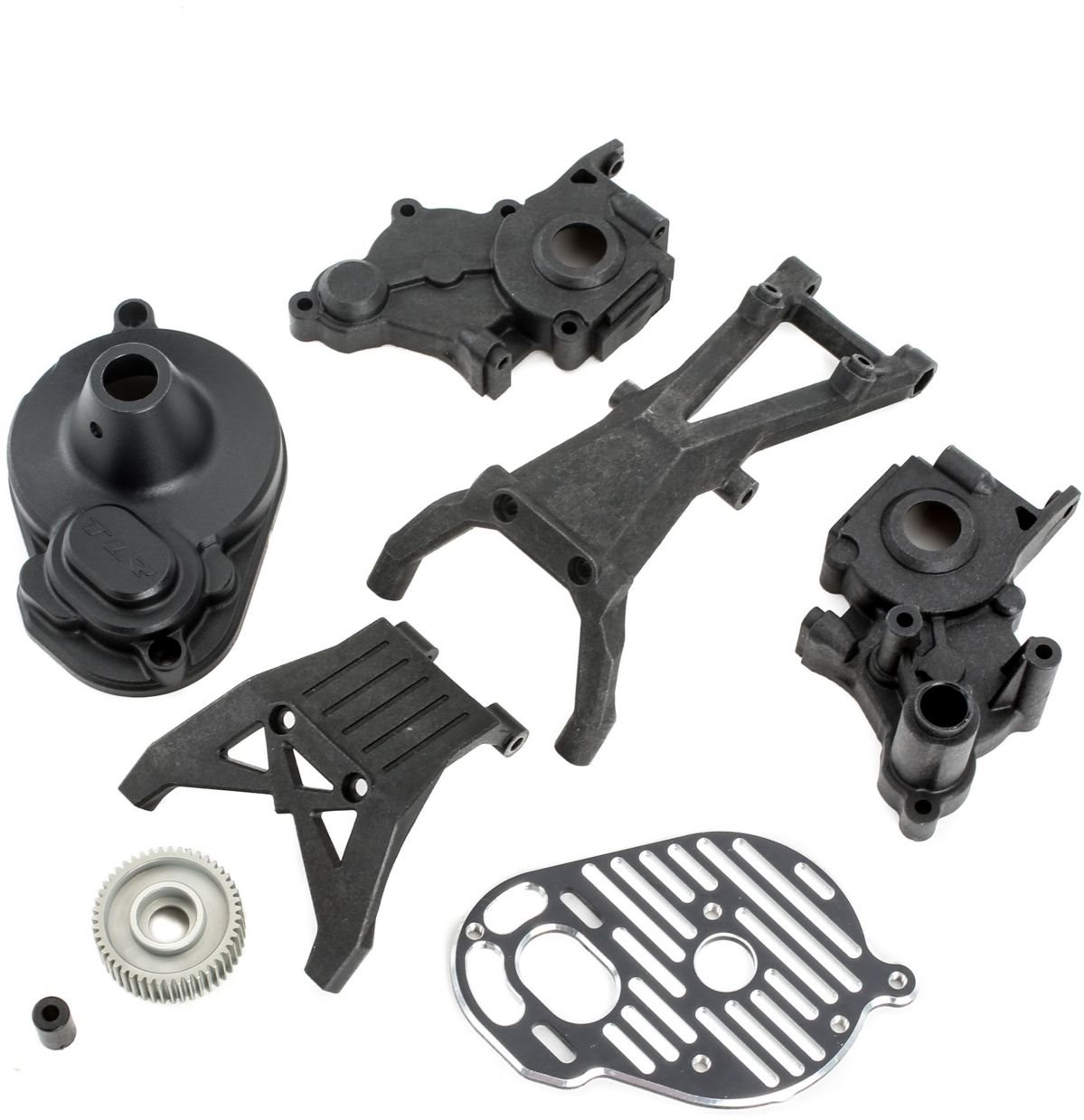 Team Losi Racing 3-Gear Conversion Kit: 22/T/SCT 2.0