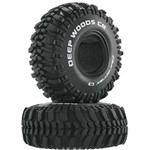 DuraTrax Deep Woods CR 1.9 Crawler Tire C3 (2)