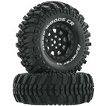 Deep Woods CR C3 Mounted 1.9 Crawler Black (2)