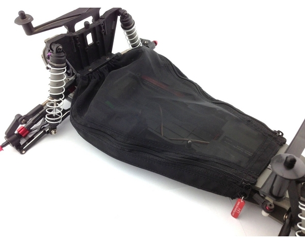 Hot Racing Hot Racing Chassis Dirt Guard Cover for Rustler