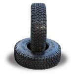 Pbx A/T Hardcore 1.9 Scale Tires With Foam Inserts, Alien Compou