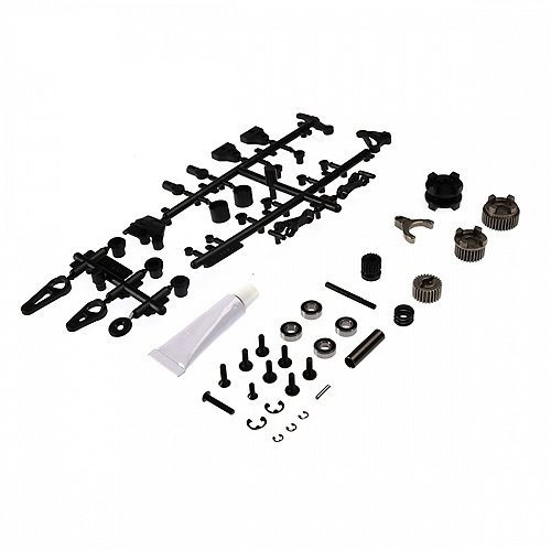 Axial Transmission 2-Speed Gear Set SCX10