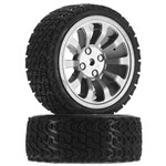 Wheel/Tire Set Touring (2)