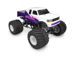 J Concepts 1993 Ford F-250 Super Cab Monster Truck Body