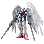 "#17 Wing Gundam Zero (Ew) Rg Model Kit, From ""Gundam Wing: Endle"
