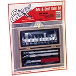 Hobby Knife Set-Carded