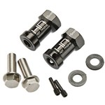 Hot Racing Wheel Hub Extensions 15mm w/12mm Hex SCX1 (2)