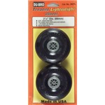 Treaded Lite Wheels 3-1/2  (2)