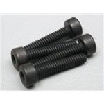 Dubro Socket Cap Screws 2mmx10 (4)